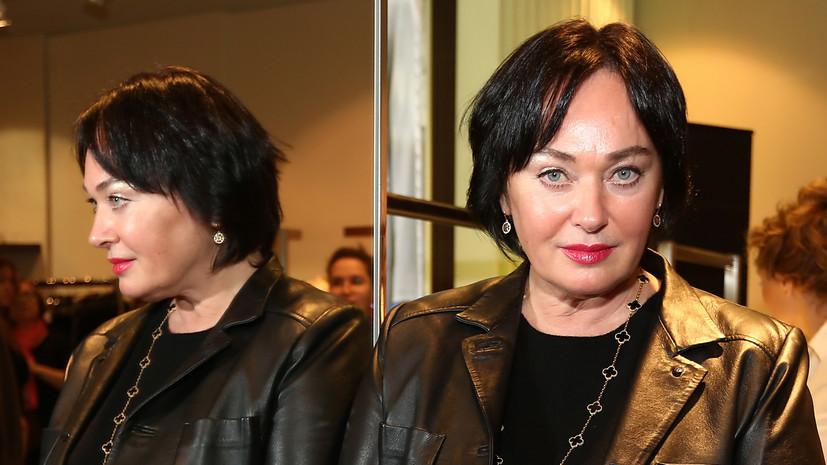 Источник: у госпитализированной актрисы Ларисы Гузеевой выявлен коронавирус