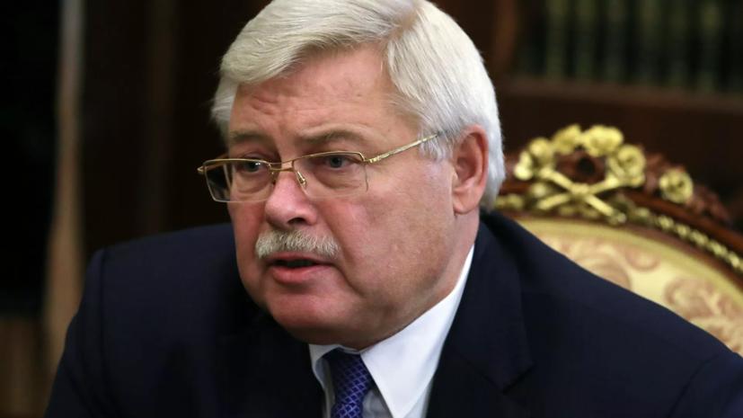 Глава Томской области отказался от мандата депутата в законодательной думе региона