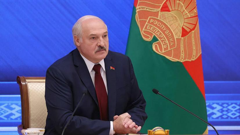 Лукашенко заявил о создании Соединёнными Штатами баз НАТО на Украине