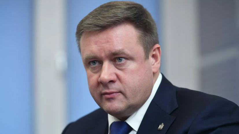 Губернатор Рязанской области отказался от мандата депутата Госдумы