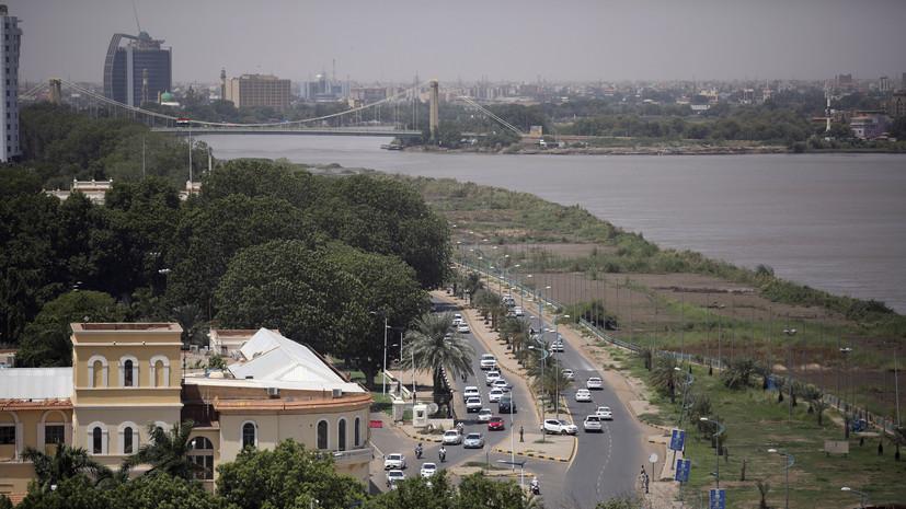 В посольстве России рассказали о ситуации в Судане