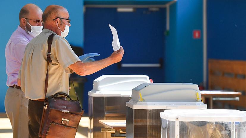 В России предложили сделать нерабочими дни голосования