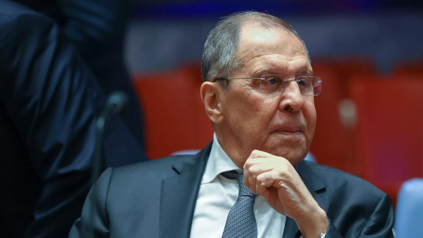 Лавров возглавит комиссию «Единой России» по международному сотрудничеству