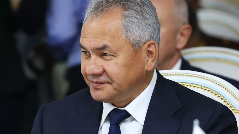 Шойгу возглавит комиссию «Единой России» по развитию Восточной Сибири