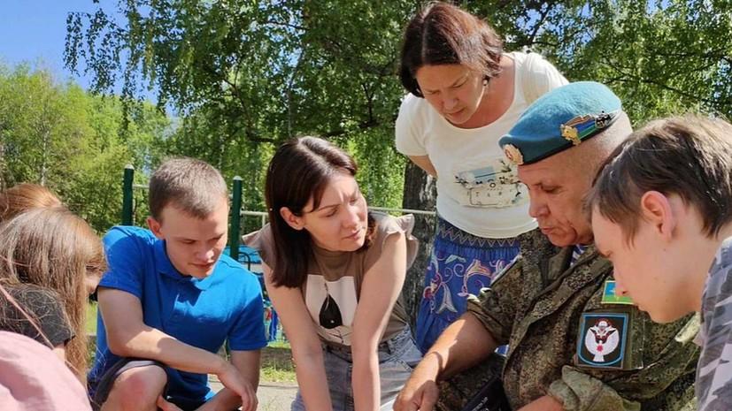 Союз десантников Удмуртии стал победителем Фонда президентских грантов