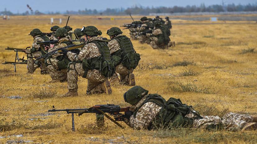 Масштабная проверка: как проходят учения российских десантных войск в Крыму