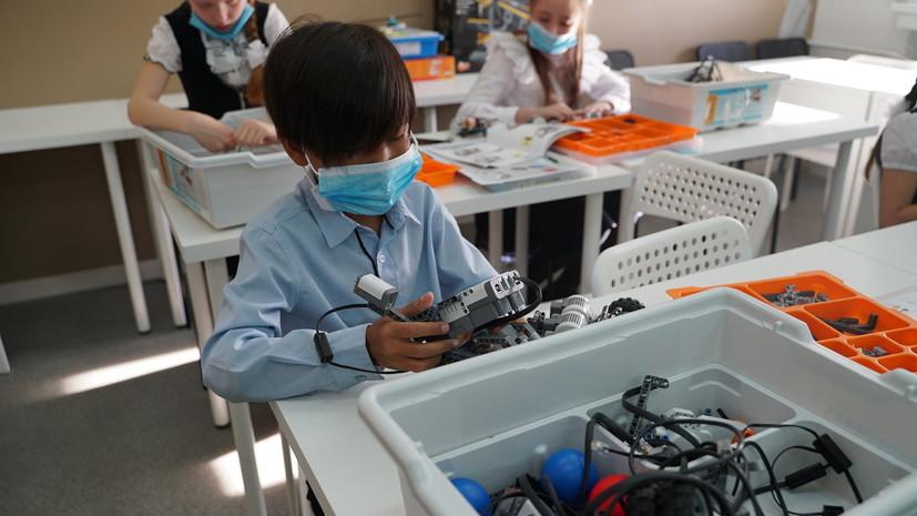 В школах Якутии открыли 111 центров «Точка роста»