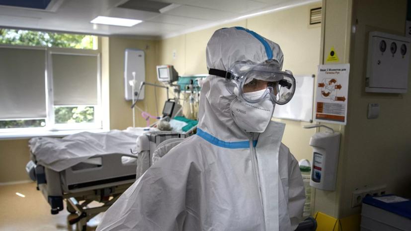 В Башкирии разворачивают дополнительные места для пациентов с COVID-19