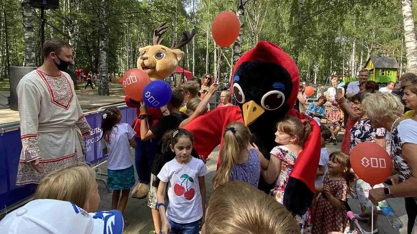 На мероприятиях проекта «Нижний 800: празднуем вместе!» побывали около 500 тысяч человек