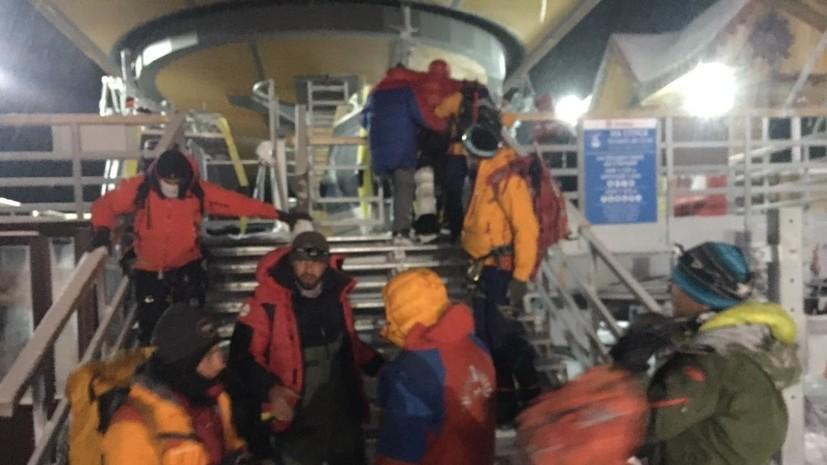 «Дал признательные показания»: организатор закончившегося трагедией восхождения на Эльбрус написал явку с повинной