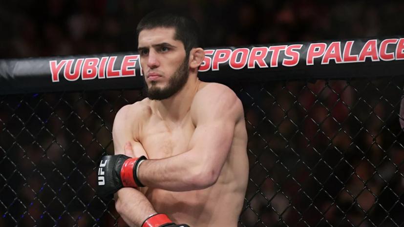 Махачев составил перечень бойцов, с которыми хотел бы подраться на UFC 267