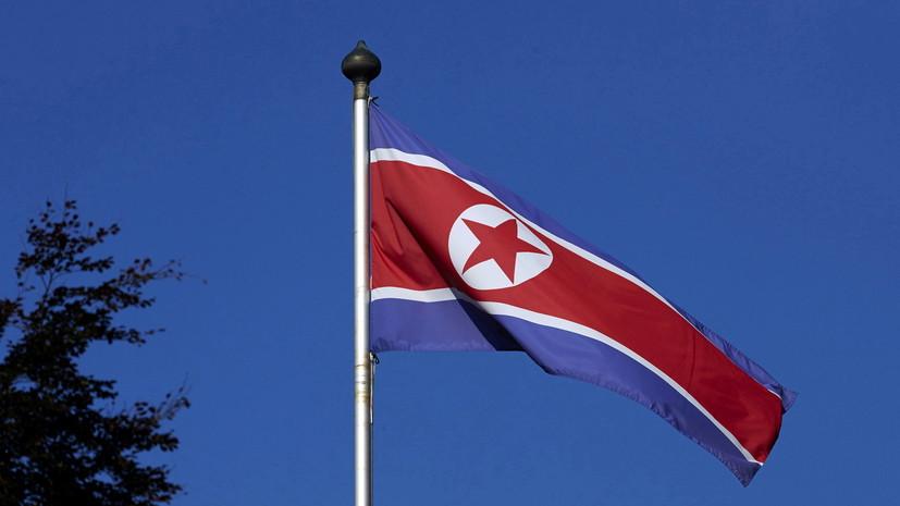 Kyodo: в Японии заявили, что КНДР запустила баллистическую ракету