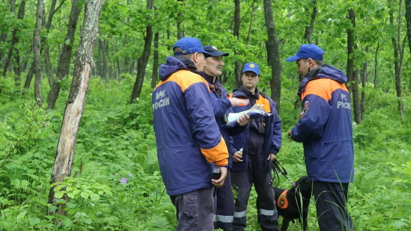 В Приморье продолжается поиск пропавших в районе горы Фалазы туристок