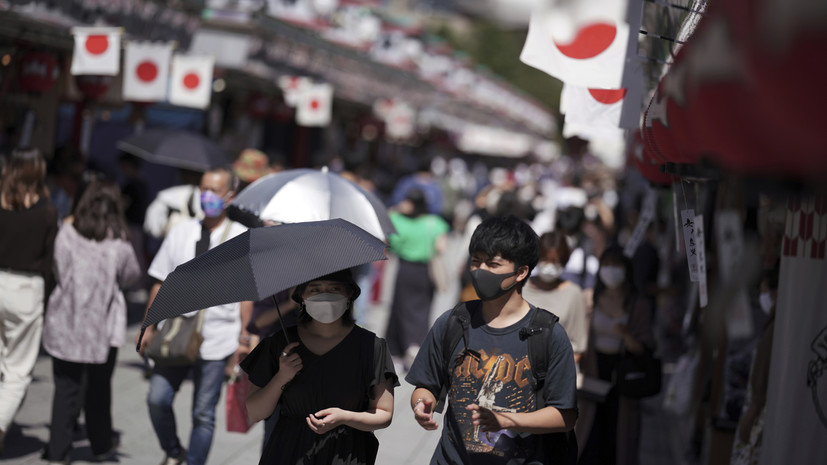В Японии с октября намерены отменить режим ЧС из-за коронавируса
