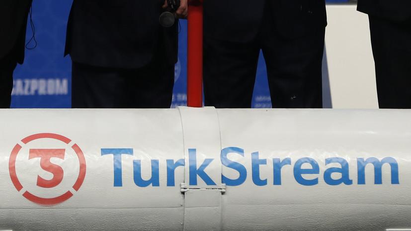 Аналитик Пикин прокомментировал слова украинского политика об опасности «Турецкого потока»