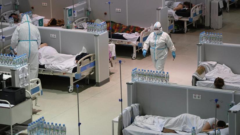 Минздрав оценивает в 1 трлн рублей затраты на лечение пациентов с COVID-19
