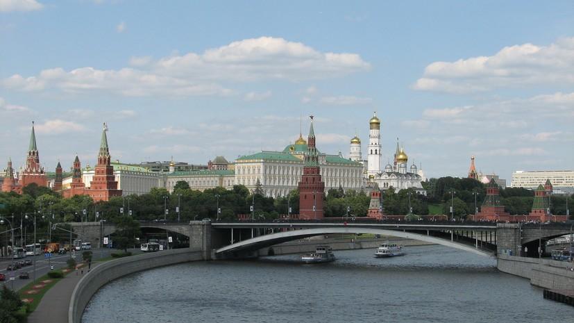 В Кремле прокомментировали действия Киева по контракту «Газпрома» и Венгрии