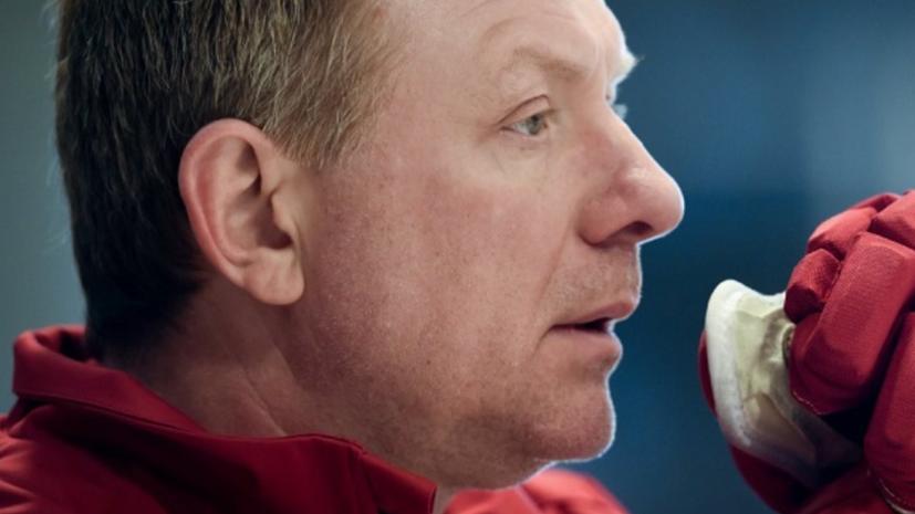 Песков — о назначении Жамнова: главное, чтобы в хоккее не стало хуже, чем в футболе