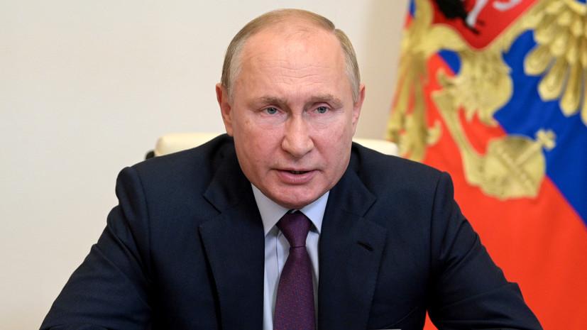 Путин назначил Михаила Ванина послом России в Латвии