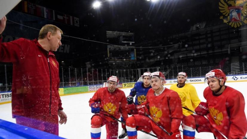 Жамнов высказался об отношениях с российскими игроками НХЛ