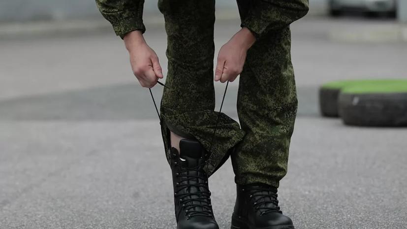 На Урале начали поиск срочника, пропавшего в лесу рядом с воинской частью