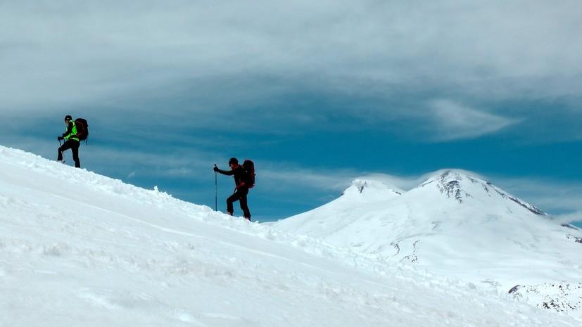 В Федерации альпинизма отметили рост числа восхождений на Эльбрус