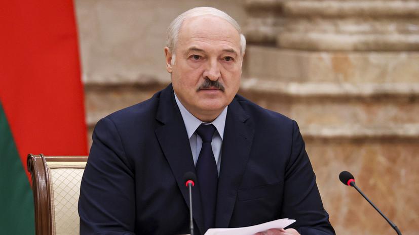 Лукашенко высказался о смертной казни в Белоруссии