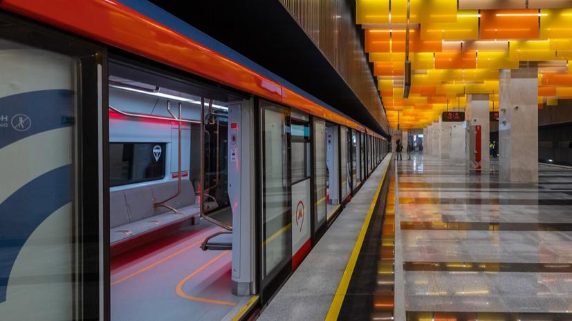 Ликсутов сообщил о готовящемся открытии участка метро из 10 станций БКЛ