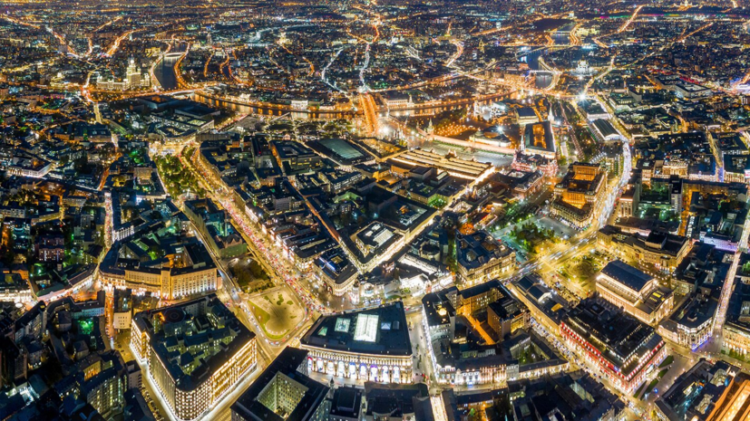 Москва приняла более 13 млн туристов и экскурсантов в первом полугодии