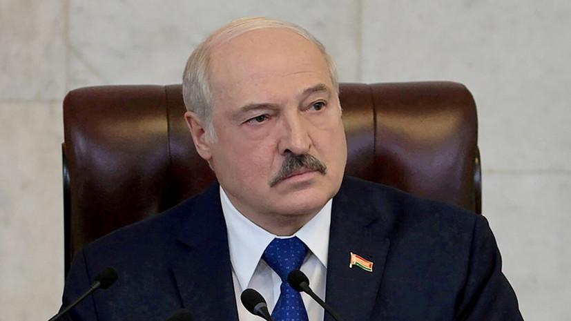 Лукашенко не исключил, что может возглавить Всебелорусское народное собрание