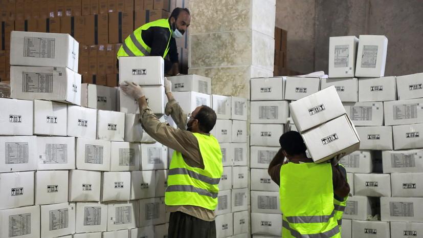 Небензя призвал прекратить политизацию гуманитарной ситуации в Сирии