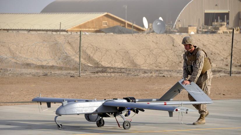 Талибы заявили о нарушении беспилотниками США воздушного пространства Афганистана