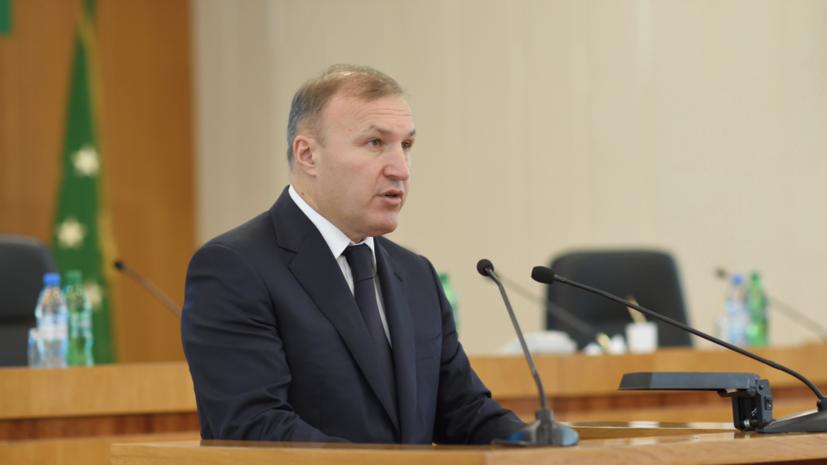 В Адыгее состоялось первое заседание нового Госсовета