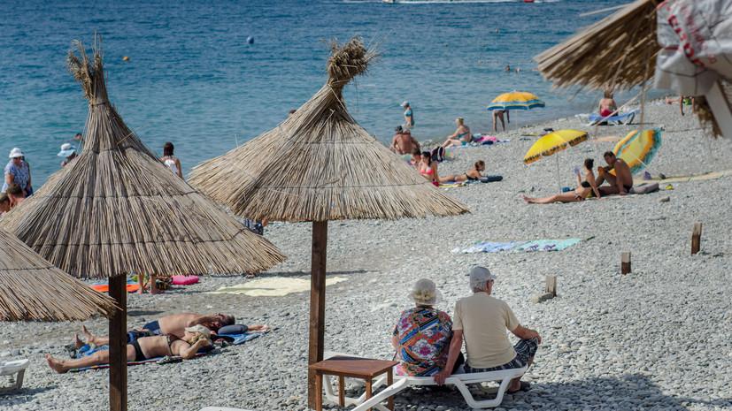 Вильфанд рассказал о завершении бархатного сезона на курортах России