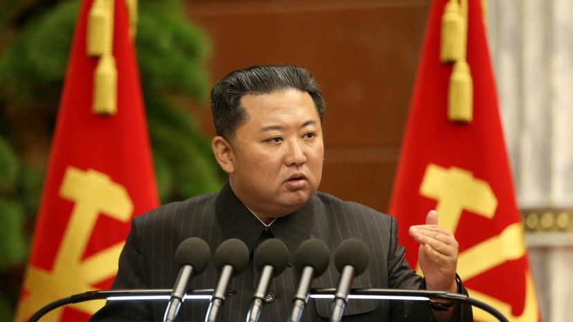 Ким Чен Ын отсутствовал на открытии сессии парламента КНДР