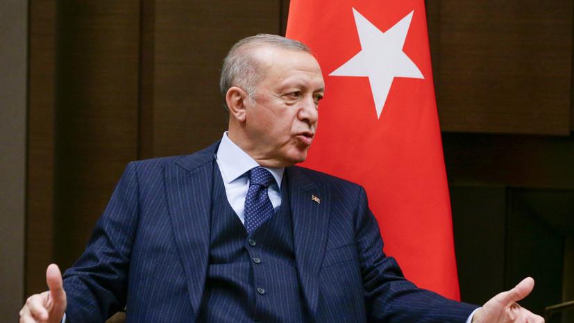 Эрдоган назвал чиновника СНБ Белого дома «режиссёром террористов» из РПК