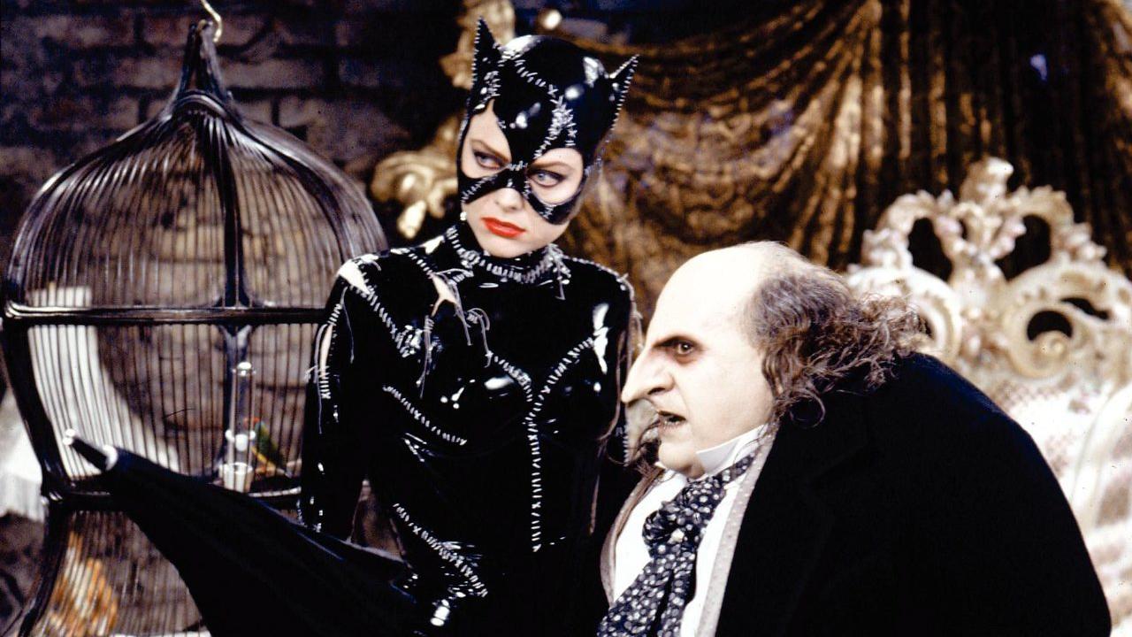 Кадр из фильма «Бэтмен возвращается»