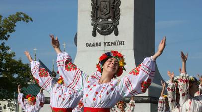 Празднование 30-й годовщины независимости Украины