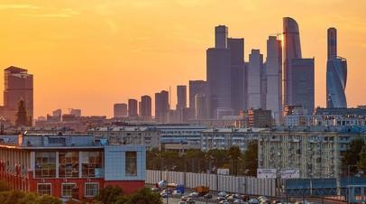 Объём инвестиций в бюджет Москвы вырос на 21% в I полугодии 2021 года