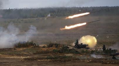Российские военные готовятся к учениям «Запад-2021»