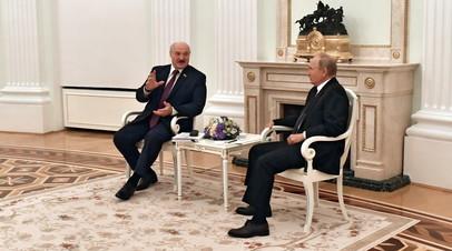 Россия приняла решение об отмене ограничений на авиасообщение с Белоруссией