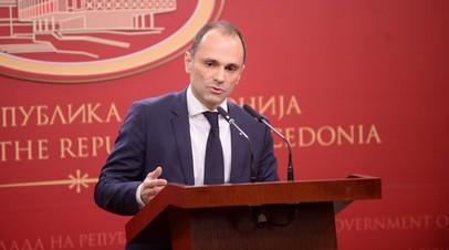 Глава Минздрава Северной Македонии подал в отставку