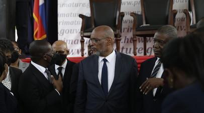 Премьер Гаити вызван в прокуратуру по делу об убийстве президента