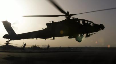 Коалиция США подтвердила атаку на её силы в Эрбиле