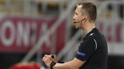 Польская бригада арбитров обслужит матч Челси  Зенит в Лиге чемпионов
