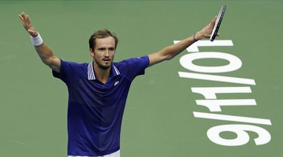 Жуков  о победе Медведева на US Open: теперь задача  стать первой ракеткой мира