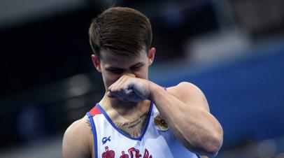 Якубов пропустит из-за травмы ЧМ-2021 по спортивной гимнастике