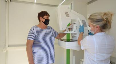 Адыгея получила новые мобильные медицинские комплексы