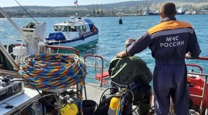 В Крыму обнаружили ещё более 150 боеприпасов с затопленного судна «Жан Жорес»