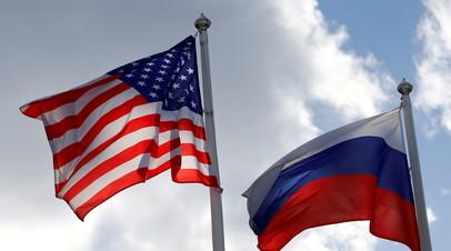 Антонов рассказал о переговорах России и США по поводу вмешательства в выборы в Госдуму